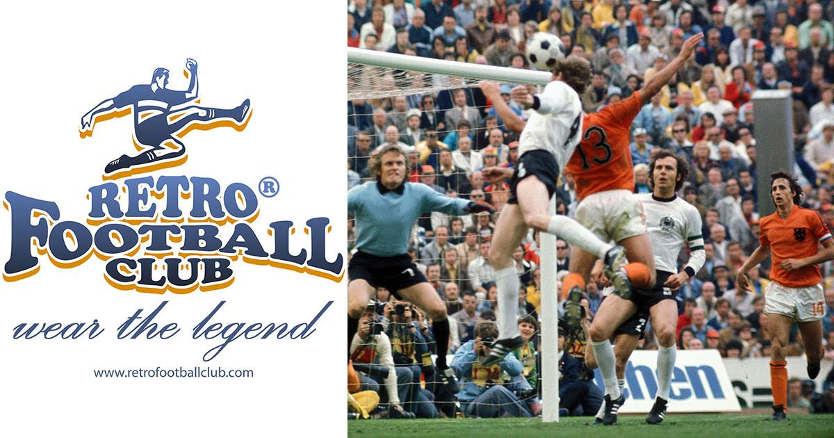 5bd2a5d06cd Retro Football Shirts - Retro Soccer Jerseys - Retro Football Club ®