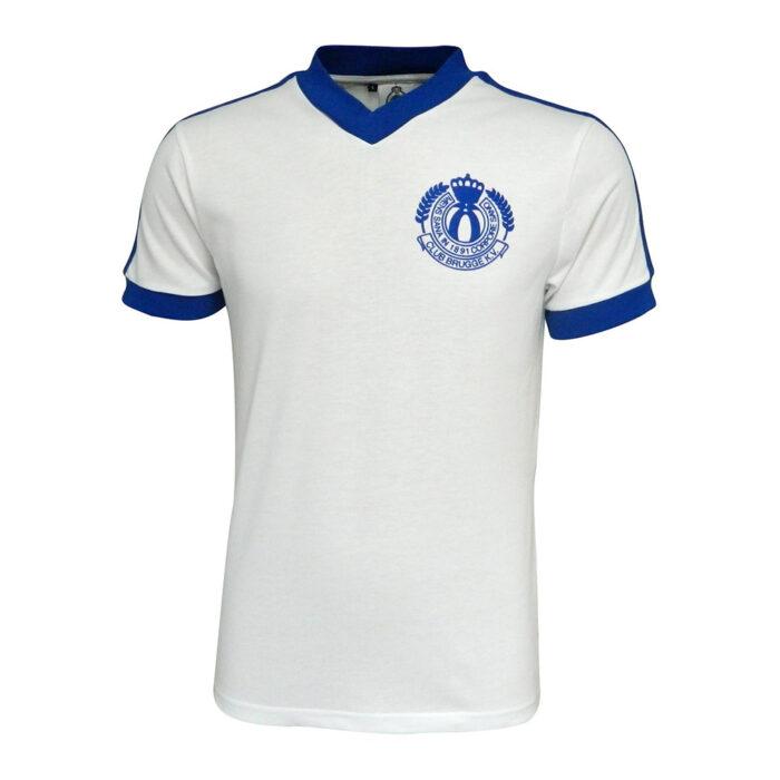 Bruges 1977-78 Maglia Calcio Storica