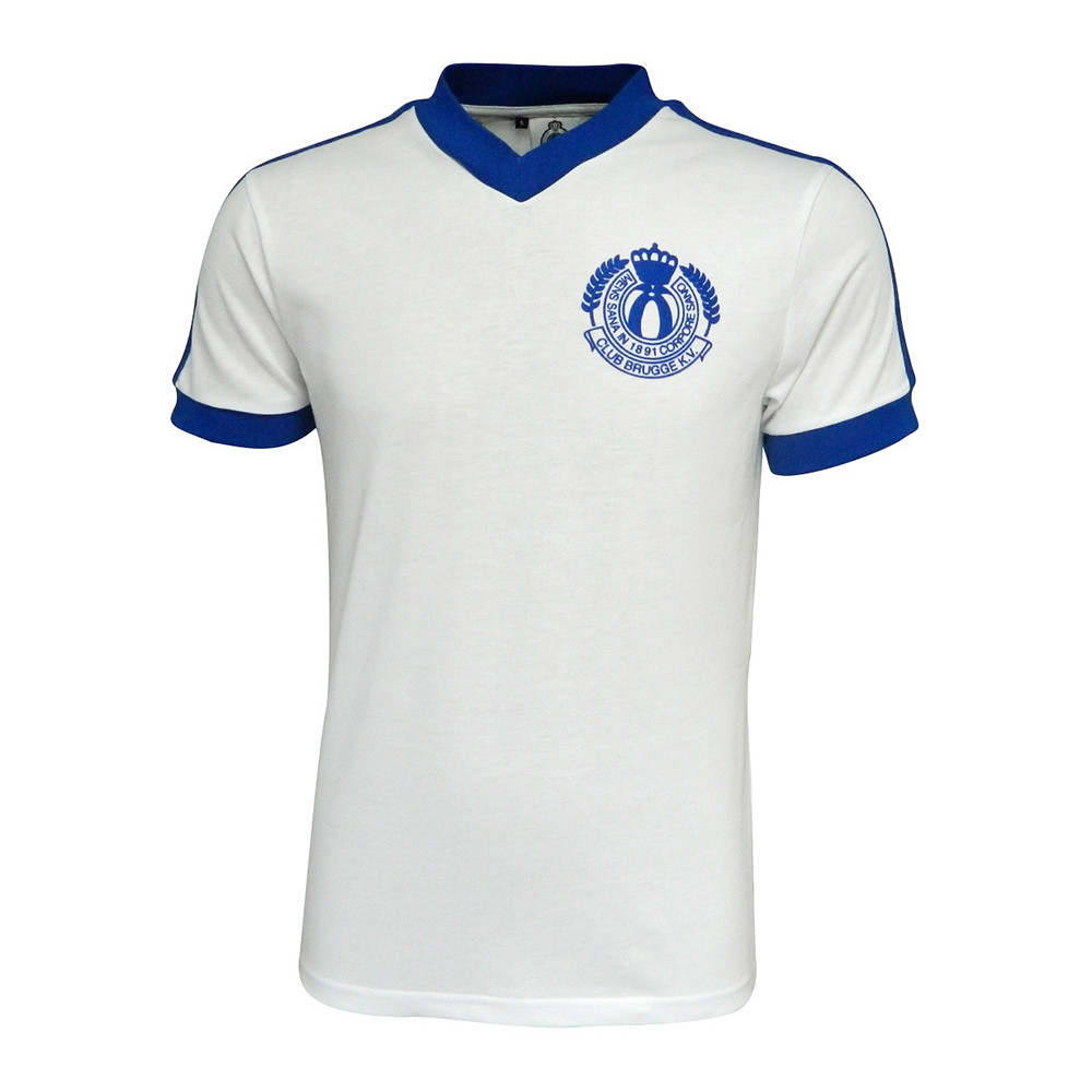 Brujas 1977-78 Camiseta Fútbol Retro