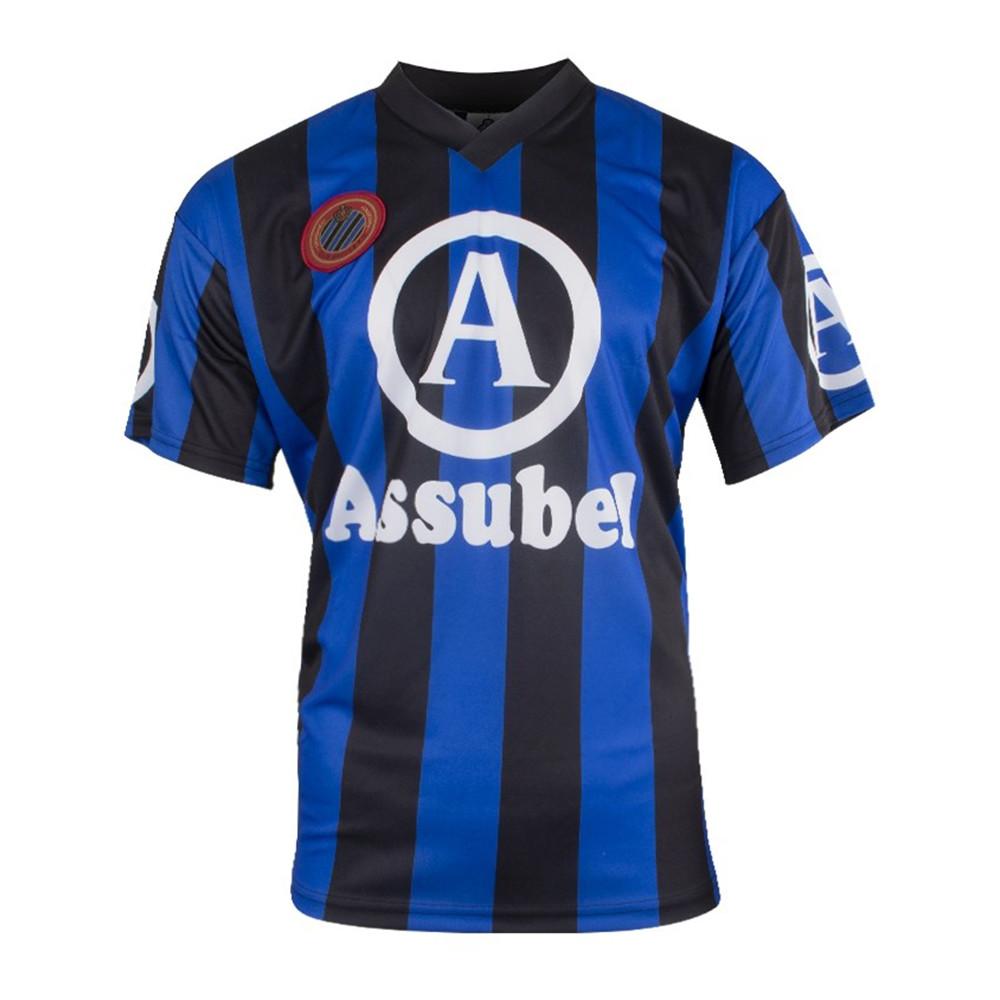 Bruges 1989-90 Maglia Storica Calcio