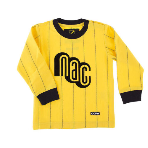 NAC Breda Maglietta My First Football Shirt
