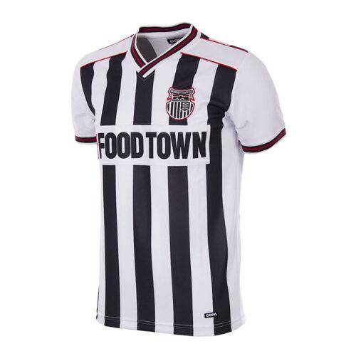 Grimsby Town 1989-90 Maglia Storica Calcio
