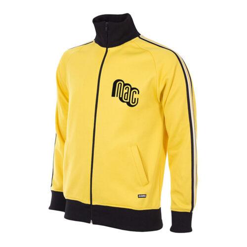 NAC Breda 1976-77 Retro Football Track Top