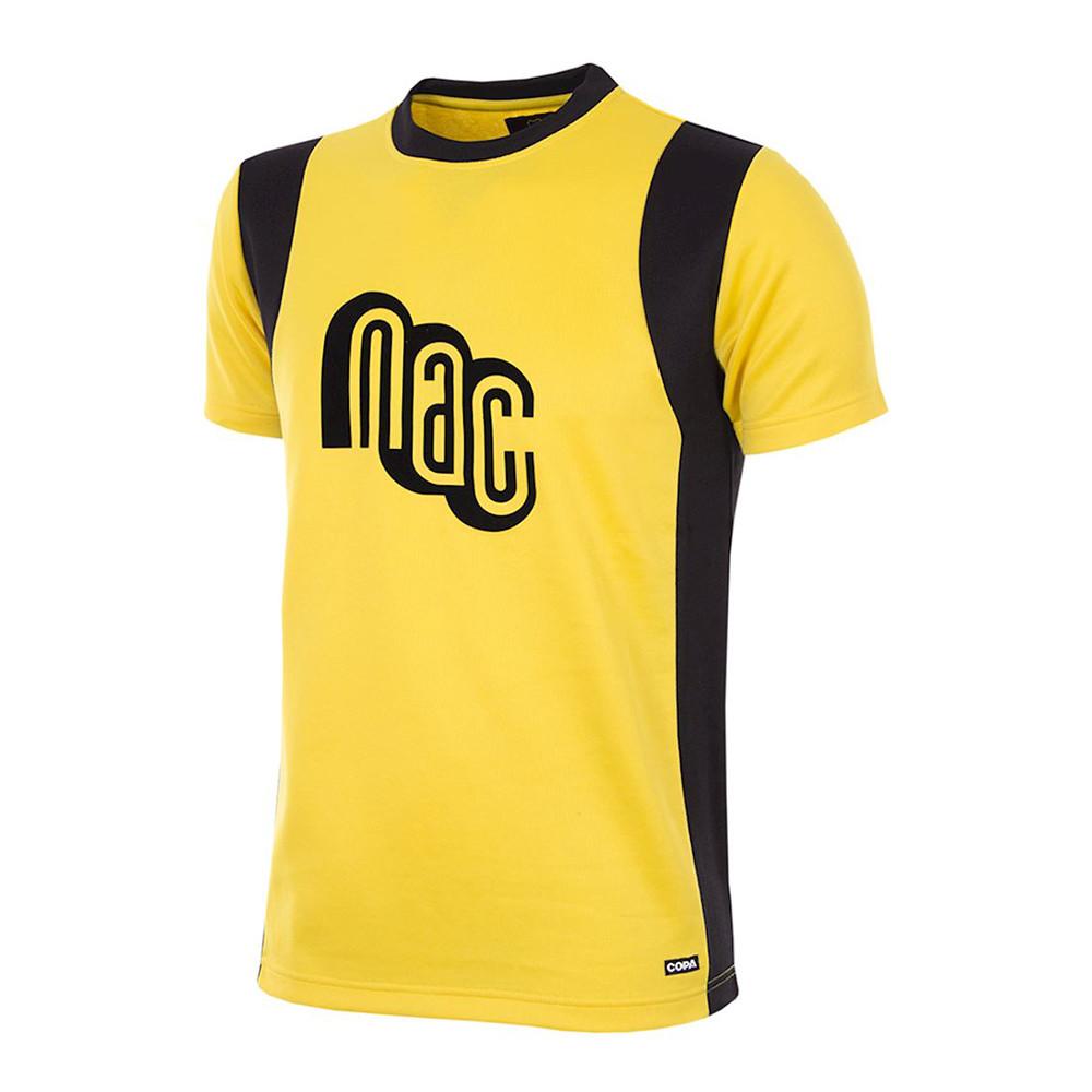 NAC breda 1981-82 Maillot Rétro Foot