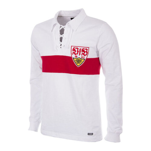 Stuttgart 1957-58 Camiseta Retro Fútbol
