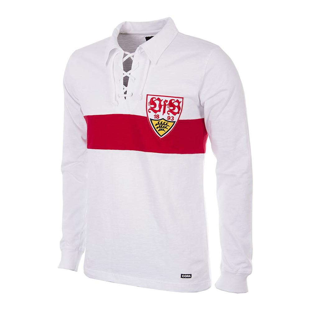 Stoccarda 1957-58 Maglia Storica Calcio