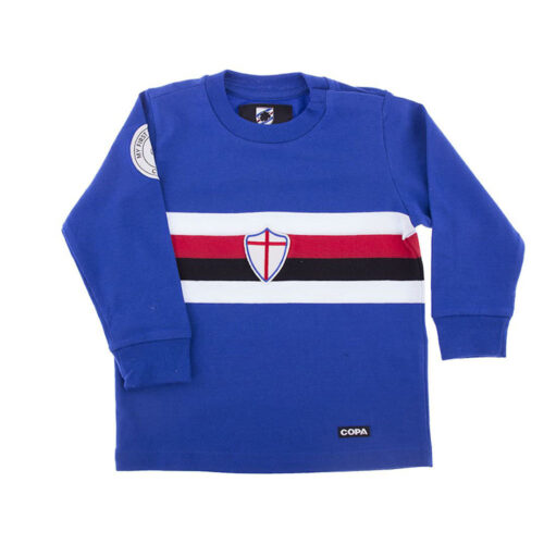 Sampdoria T-shirt My First Football Shirt