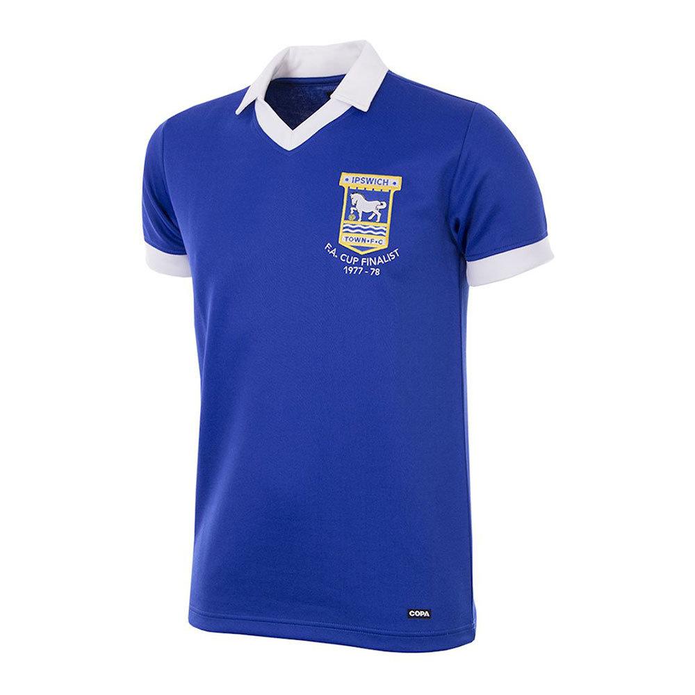 Ipswich Town 1977-78 Retro Football Shirt