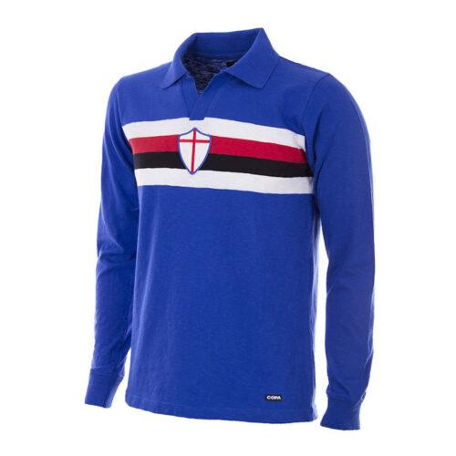 Sampdoria 1956-57 Maillot Rétro Foot