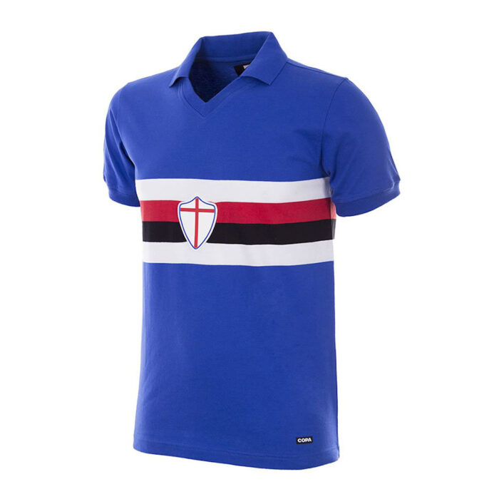 Sampdoria 1981-82 Maglia Storica Calcio