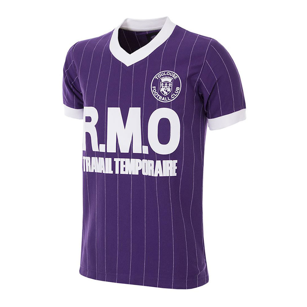 Toulouse 1983-84 Retro Football Shirt