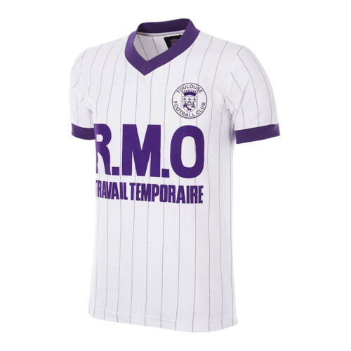 Toulouse 1983-84 Retro Football Jersey