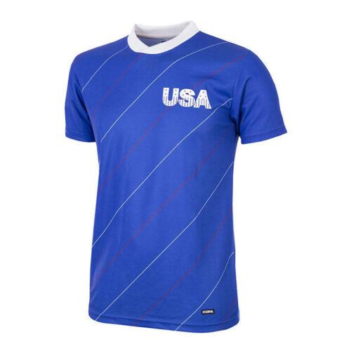 United States 1984 Retro Football Shirt