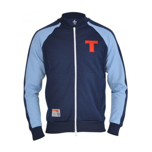 Toho 1985 Sport Track Top Blue