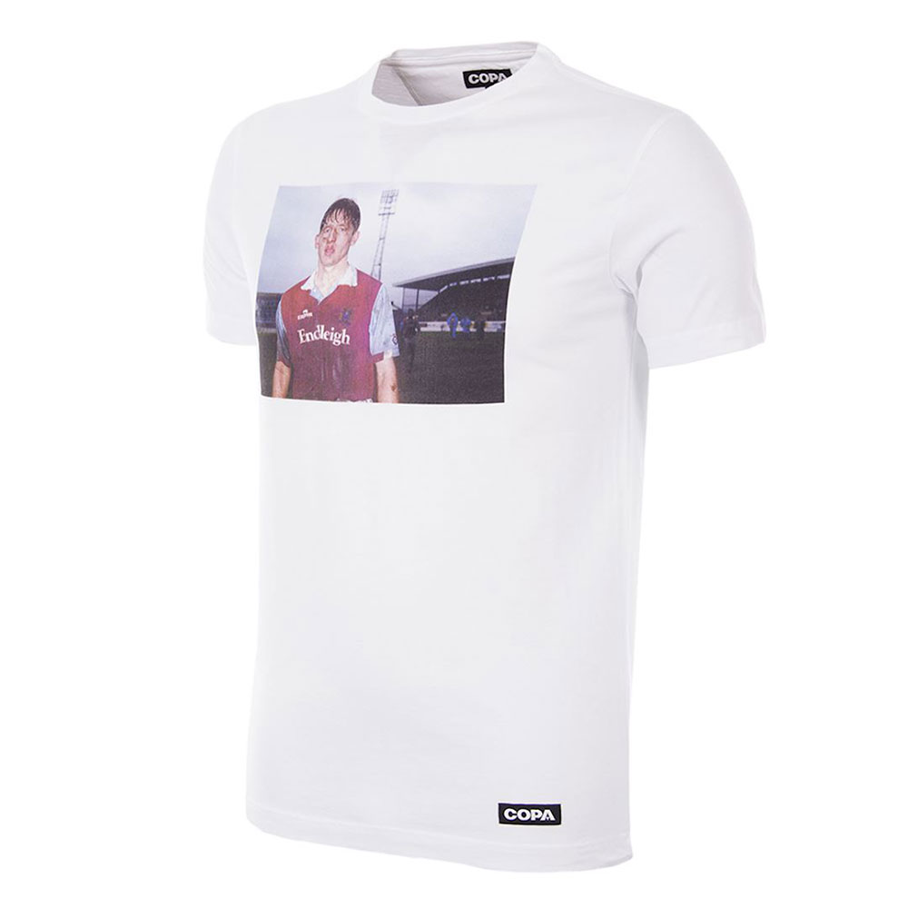 Burnley Homes of Football Tee Shirt Casual
