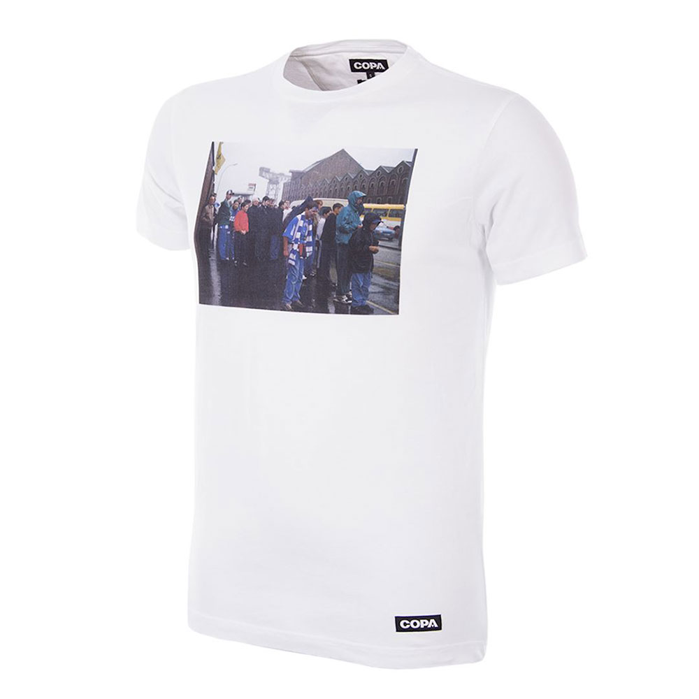 Morton Homes of Football Casual T-shirt