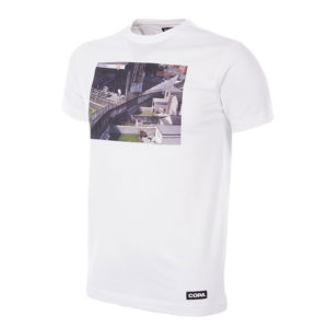 Swansea City Homes of Football Maglietta Casual