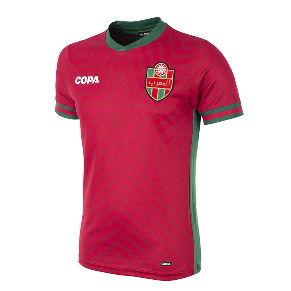 Copa Marocco Maglia Calcio