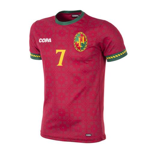 Copa Portogallo Maglia Calcio