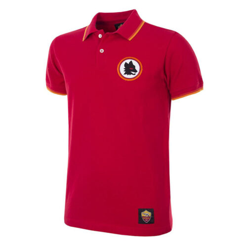 Roma Retro Camiseta Polo Casual