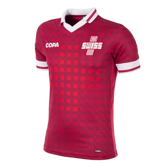 Copa Svizzera Maglia Calcio