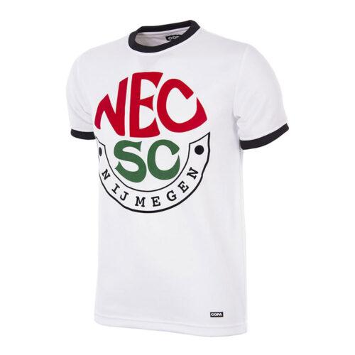 NEC Nijmegen 1977-78 Camiseta Retro Fútbol