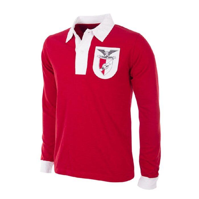 Benfica 1904 Camiseta Retro Fútbol