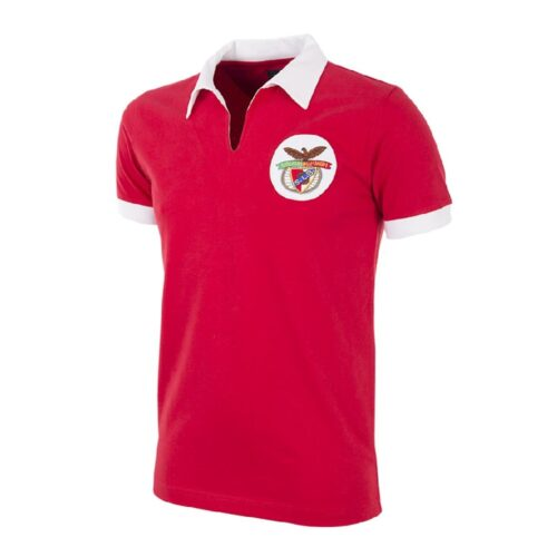 Benfica 1960-61 Maillot Rétro Foot