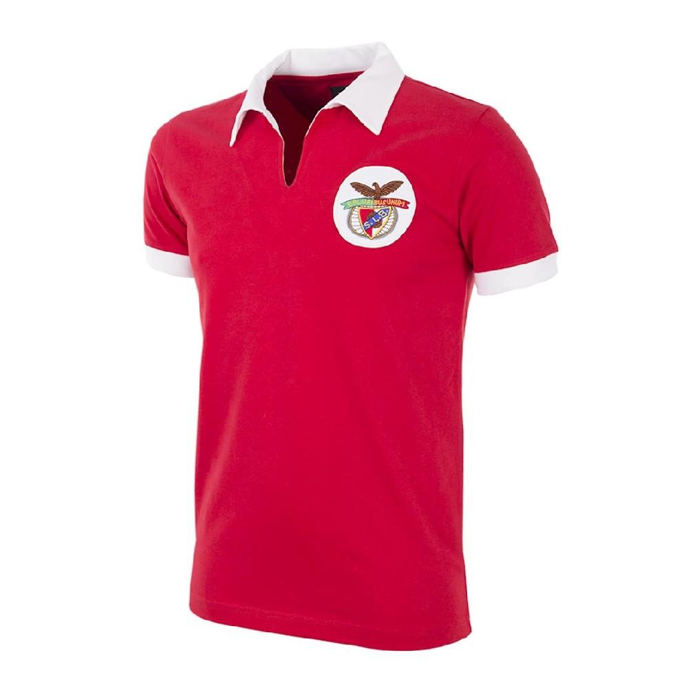 Benfica 1960-61 Camiseta Retro Fútbol