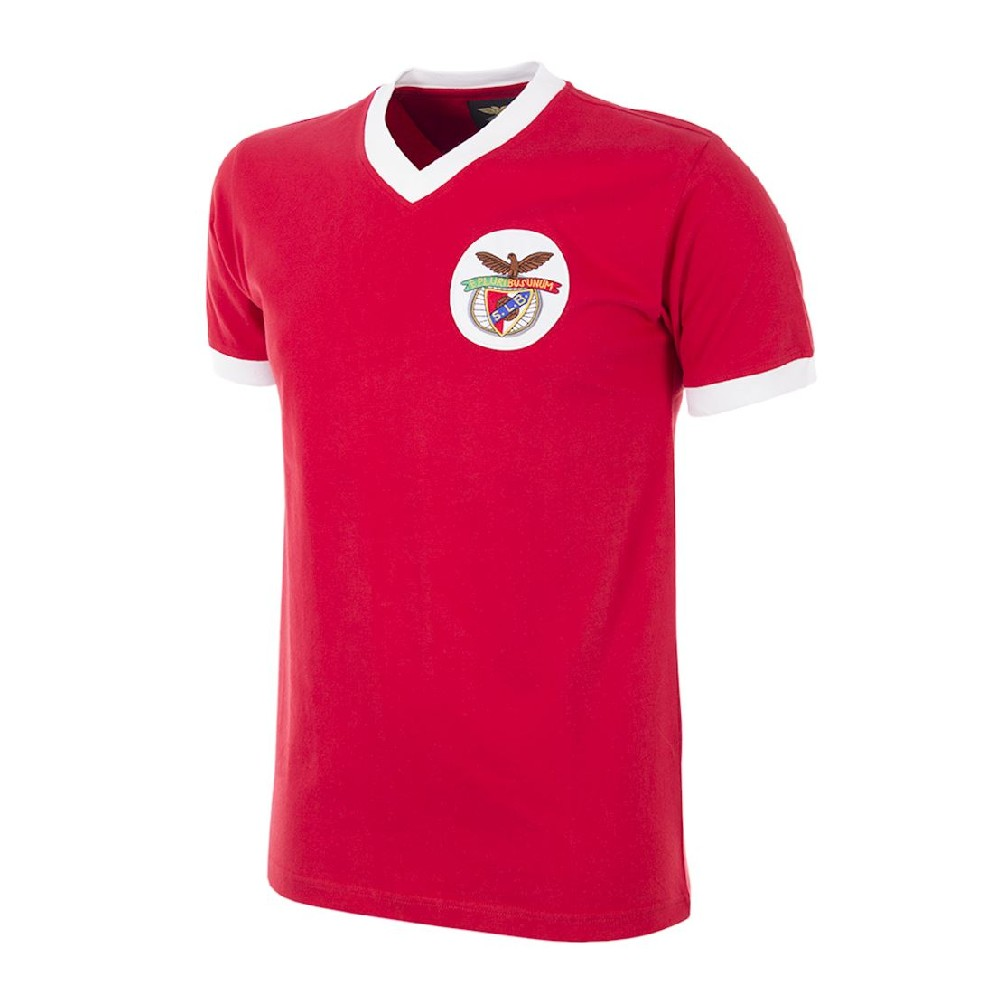 Benfica 1975-76 Retro Football Shirt