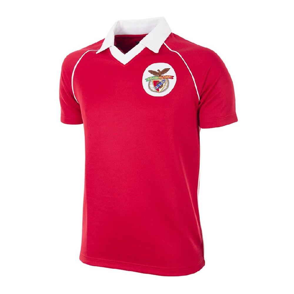 Benfica 1983-84 Camiseta Retro Fútbol