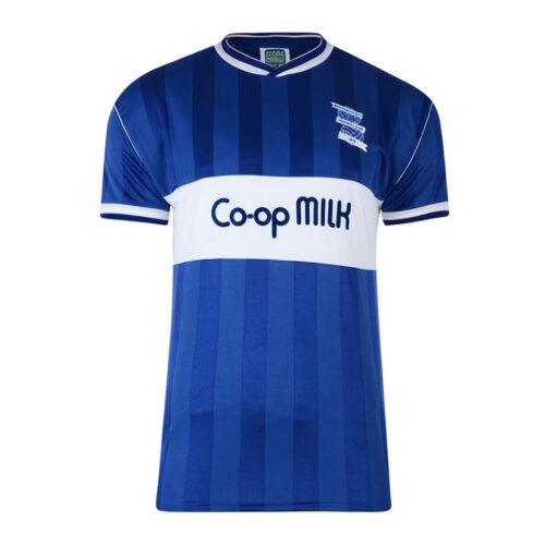 Birmingham City 1975-76 Camiseta Retro Fútbol
