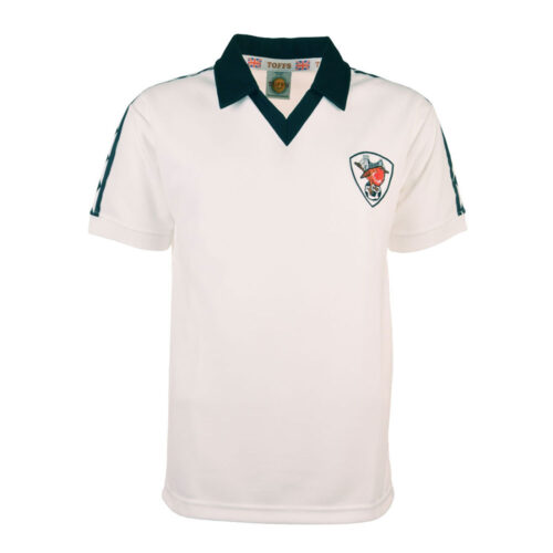 Bristol City 1976-77 Retro Football Jersey
