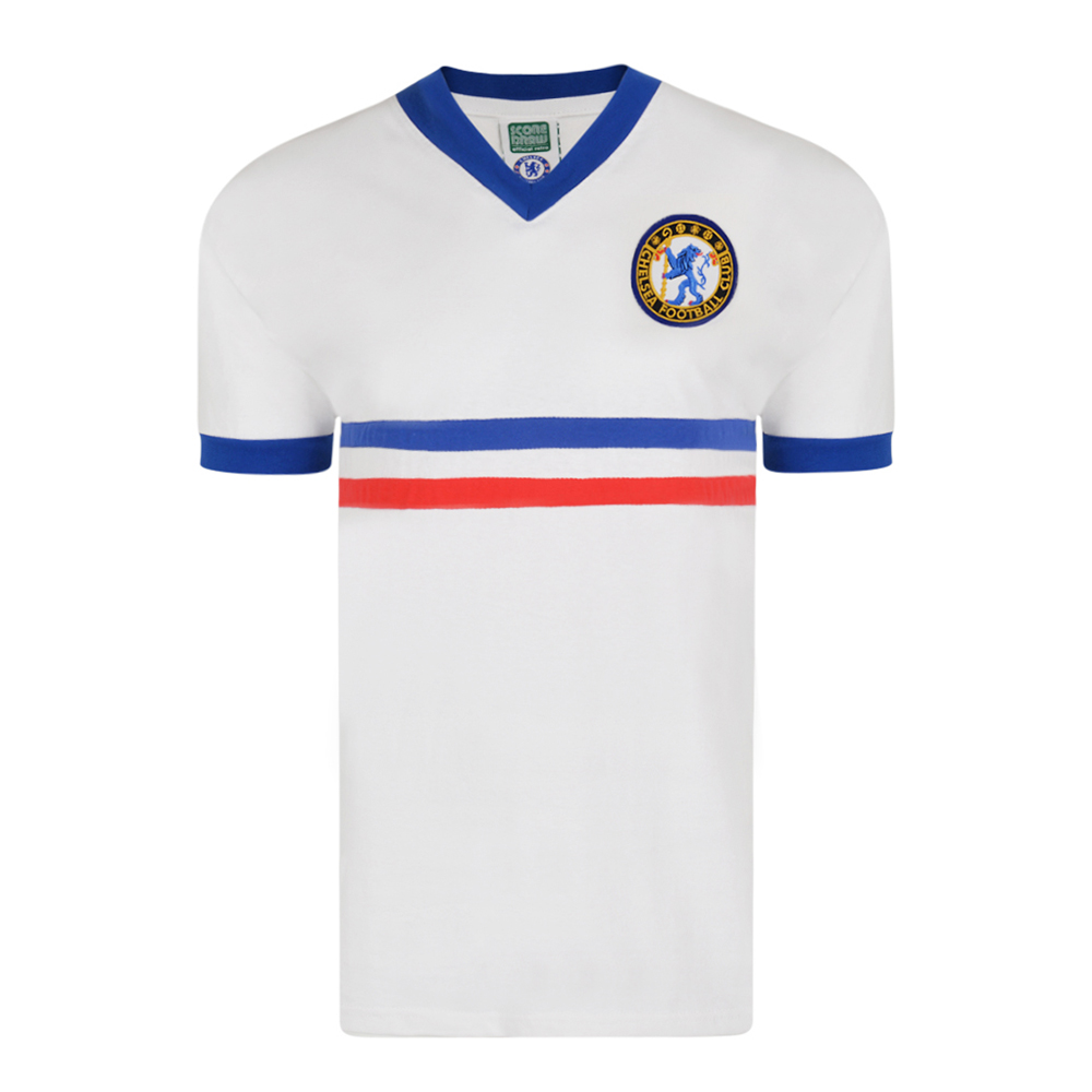 Chelsea 1964-65 Retro Football Shirt