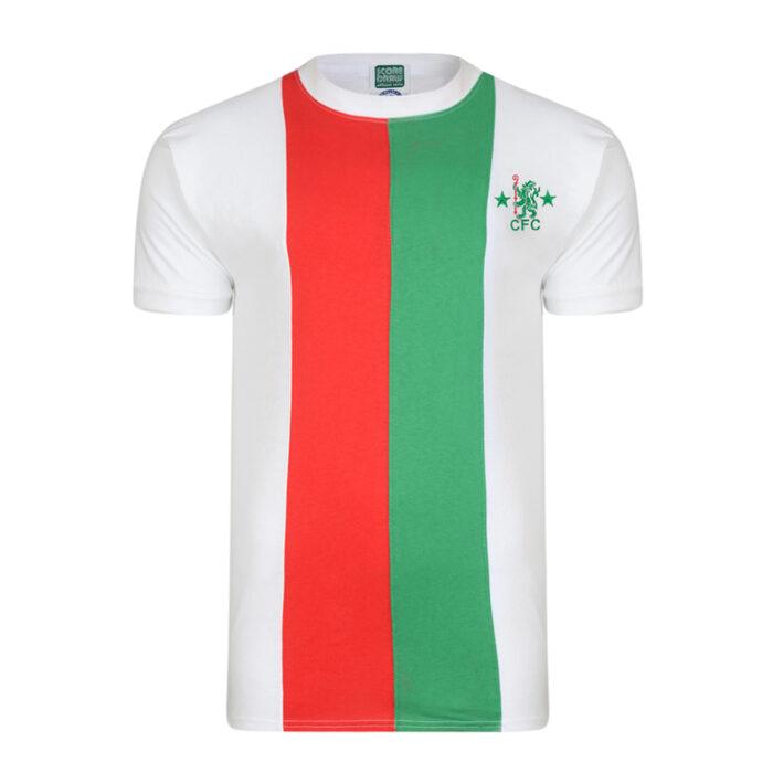 Chelsea 1974-75 Maglia Calcio Storica