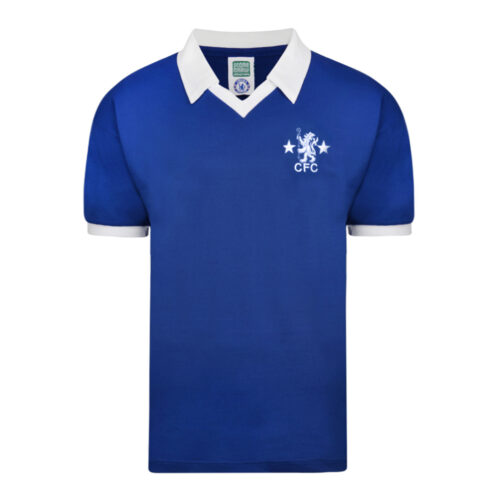 Chelsea 1978-79 Retro Football Shirt