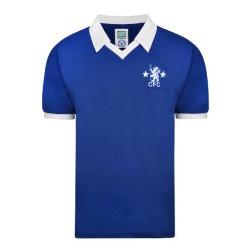Chelsea 1978-79 Camiseta Retro Fútbol