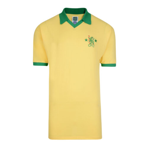 Chelsea 1979-80 Camiseta Retro Fútbol