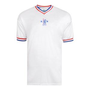 Chelsea 1981-82 Maglia Calcio Storica