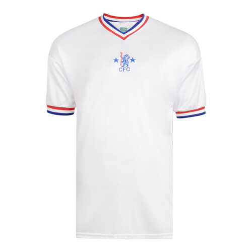 Chelsea 1981-82 Maillot Vintage Foot