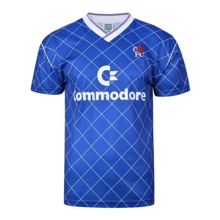 Chelsea 1988-89 Maglia Storica Calcio