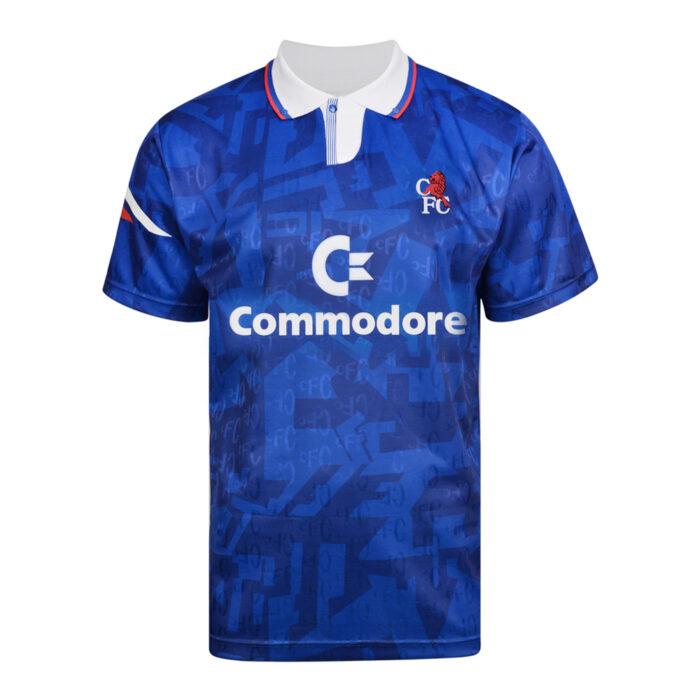 Chelsea 1992-93 Camiseta Retro Fútbol