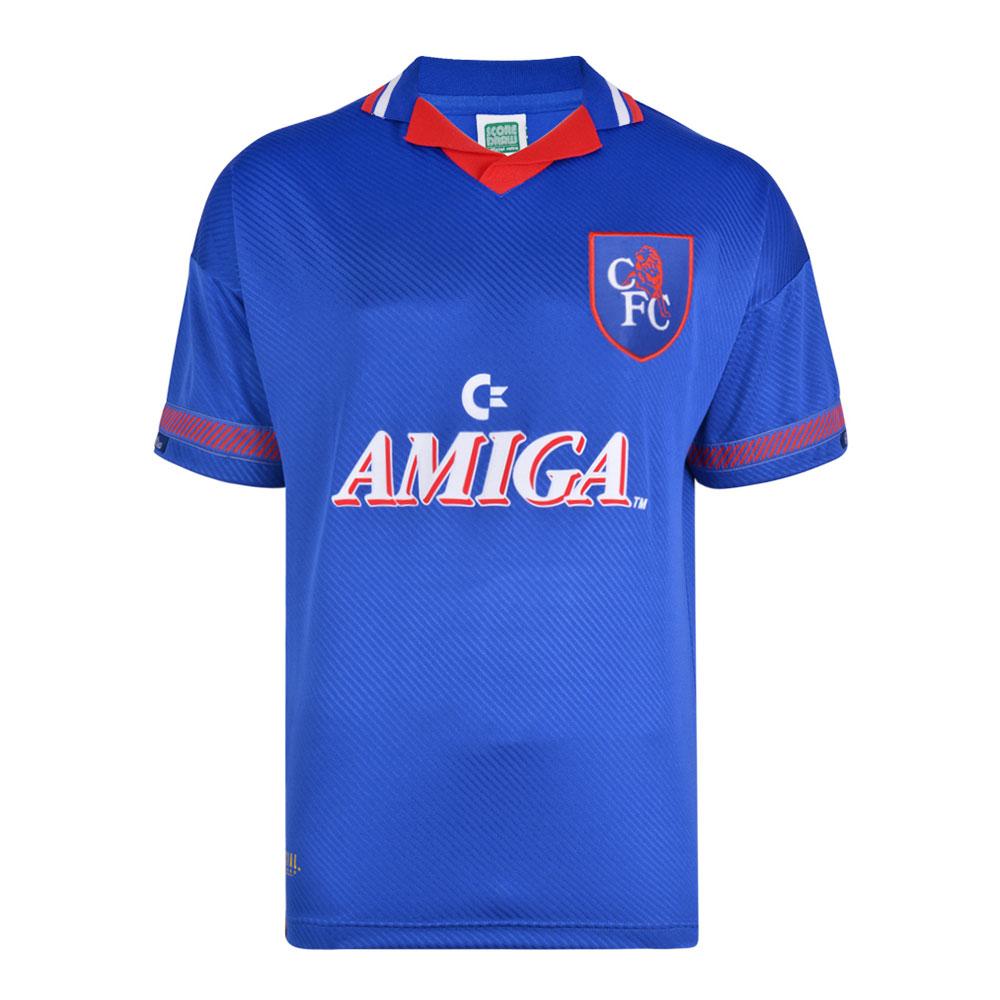 Chelsea 1993-94 Camiseta Retro Fútbol