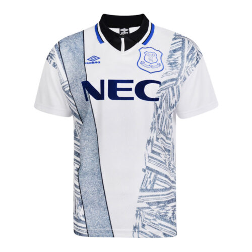 Everton 1994-95 Retro Football Jersey