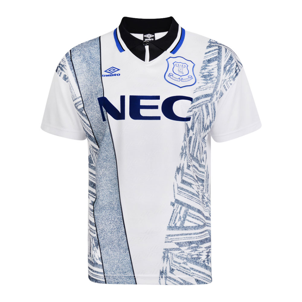 Everton 1994-95 Camiseta Fútbol Retro