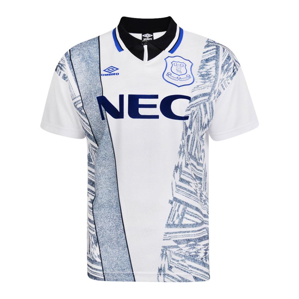 Everton 1994-95 Maglia Calcio Storica