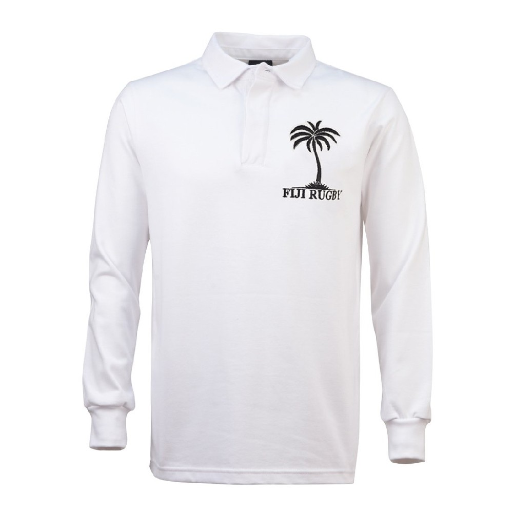 Fiji 1970 Retro Rugby Shirt