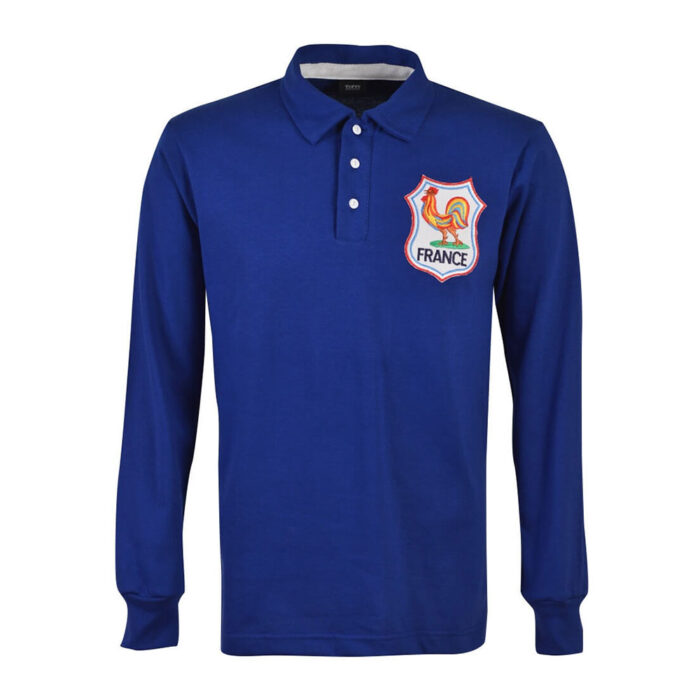 France 1954 Retro Football Shirt