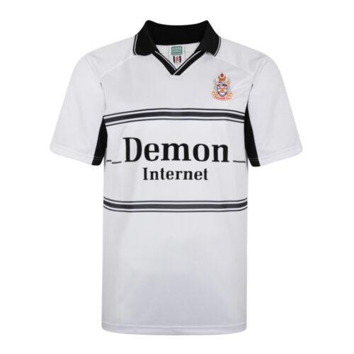 Fulham 2000-01 Camiseta Retro Fútbol