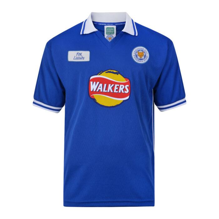 Leicester City 1999-00 Maglia Storica Calcio